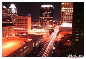 Downtown Austin 2 by dirkwilliams