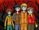 Request - The World in Hell by Zombie-Pip