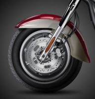 Front Wheel Kawasaki by Aracama