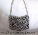Captive Link Chain Purse by PenitenTangent