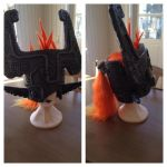 Midna Fused shadow hat: Finished by RhavanielCreations