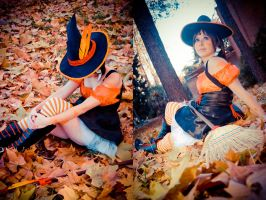 Bewitching Nidalee (LoL) by DidsRainfall