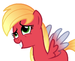 Apple Muffin by JuicyJuiceHypotenuse