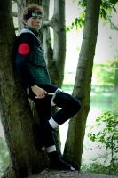 Naruto - Taking a break by xXPretenderXx