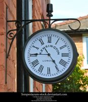 Clock 1-Stock by tempestazure-Stock