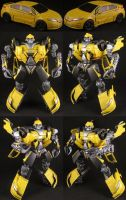 Custom DOTM Upgraded Bumblebee by Solrac333