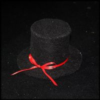 Mini hat ''1. by Mary--Sue