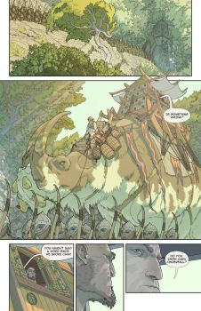 Project Waldo - Page 3 color by hughferriss