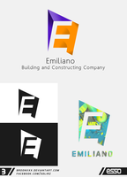 Emiliano - logo by BroonxXx