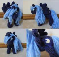 Princess Luna by Melyntenshi
