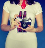 The Vintage Photographer II by SimplyMint