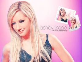 Ashley Tisdale Wallpaper by ashley-germany