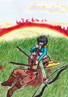 After the Bloodbath at Pachia by phoenixdoll