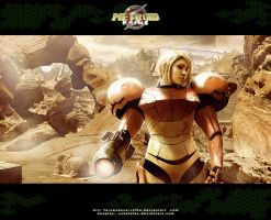 Metroid Prime - The Movie by fernandocarvalho