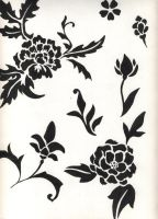 japanese floral by Raven-sCourt