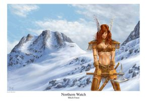 Northern Watch by MitchFoust