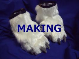 Foot making (seiga) by kotoori-long