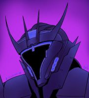 TFP: Soundwave by generalbrievous