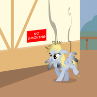 Derpy does what she wants by OhItIsOn