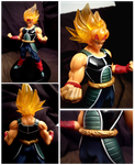 Custom Super Saiyan Bardock by MolochTDL