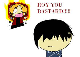 Roy you... by 222222555555