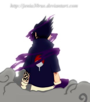 Sasuke curse mark level 1 favourites by princes night on deviantart - Sasuke uchiwa demon ...