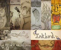 Bookmark Collection by Draughtman