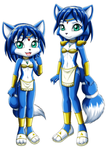 Young Krystal by bbmbbf