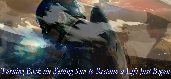 Turning Back the Setting Sun Title Card by TigressJade