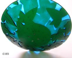 Glass Plate by Dkyo