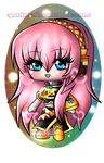 Chibi Luka *Commission Example* by yeidsil