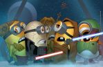 Jones Minionwars Colors by benjonesart