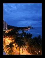 Waikiki 6:51 AM by SpicyHamster