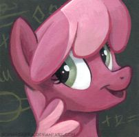 Square Series - Cheerilee by SpainFischer
