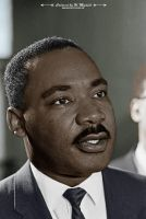 Martin Luther King - History by MadSDesignz