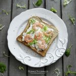 Toast With Ricotta by MirageGourmand