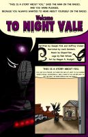 Welcome to Night Vale: a story about you by Owl-Publications