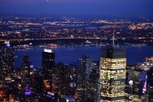 Photo: NYC by Night by Mariesen