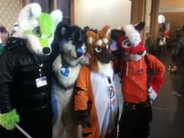 Anime LA 2014 Photos! For all you furry fans! OwO by Shadow00018
