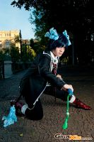 Ao no Exorcist: The Blue Demon by jyudaime