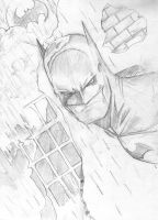 Batman by Reiver85
