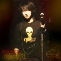 Rockstar Yesung by Cristal1994