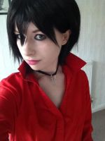 Ada Wong RE6 Cosplay 2 by MasterCyclonis1
