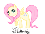 ..::Fluttershy::.. by chilce
