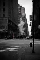NYC Streets 1 by DostorJ
