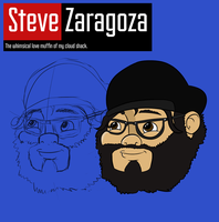 Source Fed:  Steve Zaragoza by NightLightArt