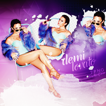 PNG Pack (167) Demi Lovato by IremAkbas