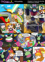 Onlyne Z: chap.2- Powerpuff holiday pag 6 by BiPinkBunny