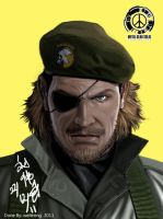 Big Boss peace walker Final by ppleong