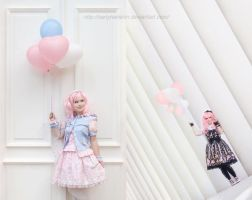 Sweet Lolita Heaven by harlyharlekin